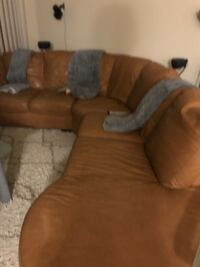 Sectional couch(Pure leather)