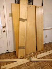 Queen bed frame Annandale, 22003
