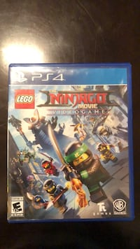 Sony PS4 Lego Ninjago Movie Video Game Suitland, 20746