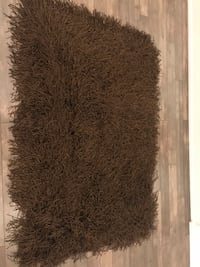 black and gray fur area rug Vaughan, L6A 4W6