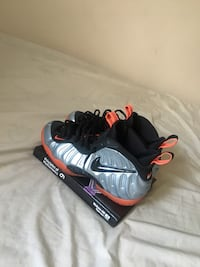 foamposite bright crimson size 9