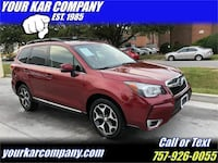 2015 Subaru Forester 2.0XT Touring NORFOLK