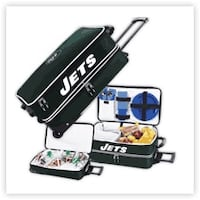 Jets - brand new cooler. No plates or silverware  Trenton, 08691