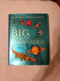 The Big Book of Knowledge Mississauga, L5M 4S9
