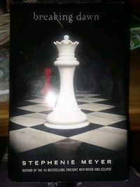 Breaking Dawn - Stephenie Meyer Hardcover Mississauga, L5G 4L1
