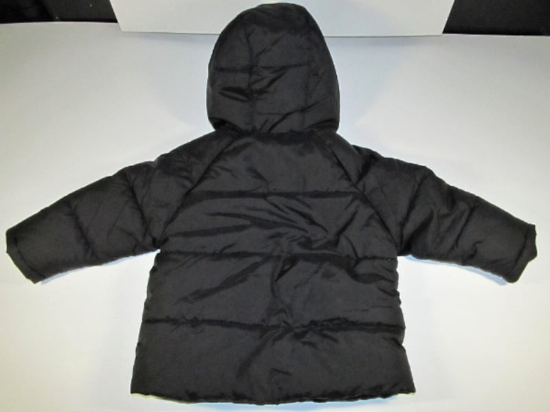 18 MONTHS BOYS WONDER NATION BLACK WINTER COAT 6ea7e38a-82d8-408e-8902-83069cf2e531