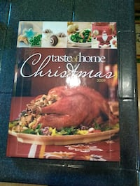 Christmas cookbook and crafts 2222 mi
