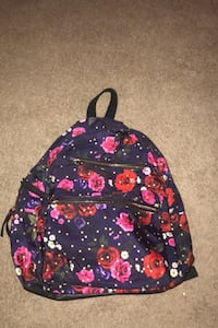 Flower decorated backpack (BARELY USED) Silver Spring, 20910