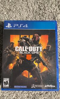 COD Black Ops 4 Brand New with Dog Tag Chicago, 60610