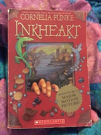Inkheart softcover book