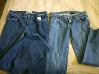 Size 11 girl jeans  Carson City, 89701