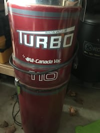Turbovac 110 Central Vacuum Cleaner
