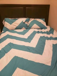 Queen size bed set Silver Spring, 20906