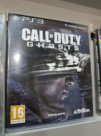Ps3 call of duty ghost  Kültür Mahallesi, 81600