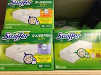 Swiffer sheets Mooresville, 28117