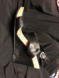 Black and brown leather belt Houston, 77044