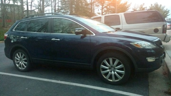 Fully loaded Blue 08' Mazda CX-9 ALL NEW PARTS 0