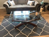 Glass table and end table  Fort Pierce, 34946