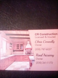 General contractor Youngstown