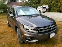 2015 Volkswagen Tiguan 2.0 TSI with only 8600 Kms Langley Township, V2Z