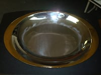 Gold/Silver Plated Platter Lihue