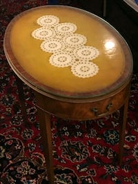 Antique side table!