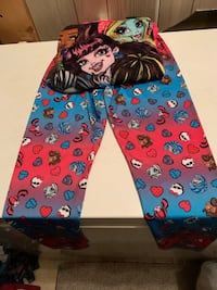 Monster high PJ's