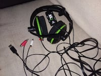 Xbox 360 TurtleBeach Mic and Headset BELLEVIEW