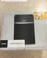 BOSE SOUNDTOUCH 10 BLUETOOTH SPEAKER  Toronto, M1H 2A4