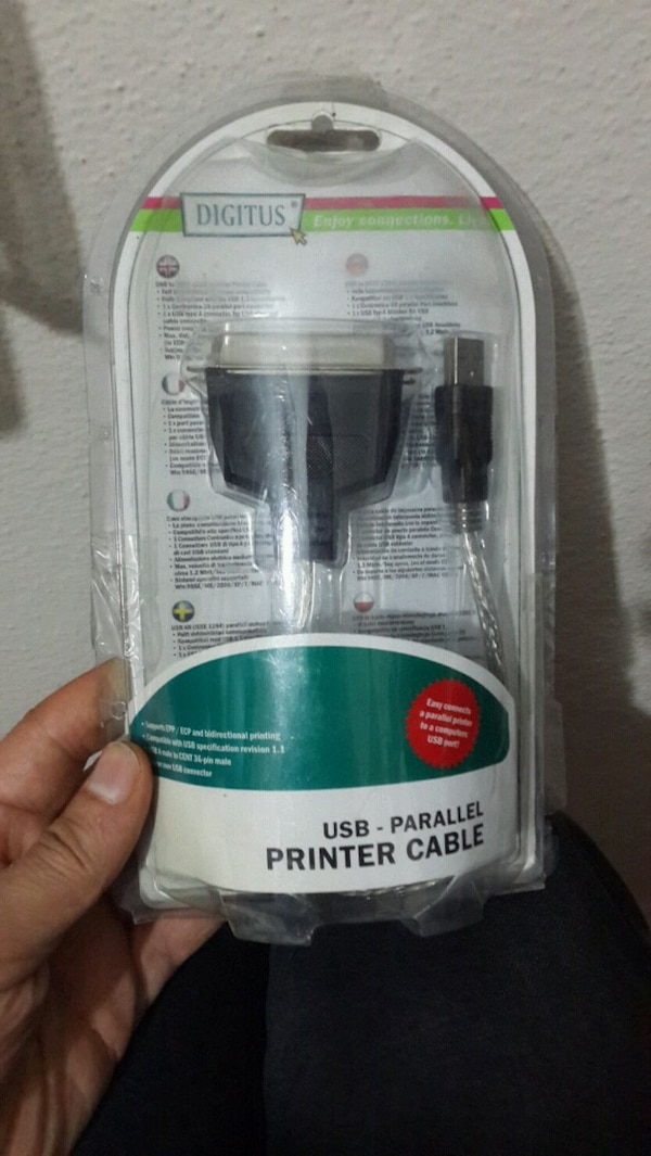 Printer cable orjinal 2