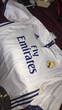 """Fly Emirates """"Real Madrid"""" Jersey Winchester, 22603"""
