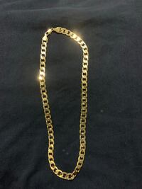 "Chain Gold Plated 20"" Herndon, 20170"