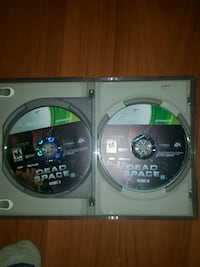 Dead space Xbox 360 game discs Squamish, V8B 0R6