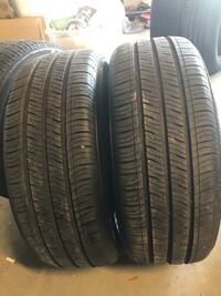 205/55/16 2 used tires Tampa, 33612