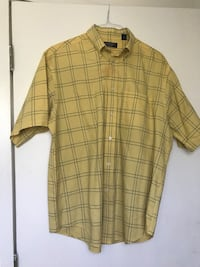 brown and black plaid button-up shirt Conroe, 77302