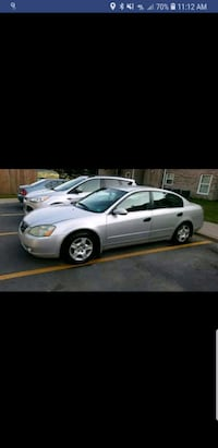 Nissan - Altima - 2002 Morgantown