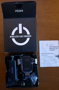 Powr fast wireless Charging phone mount bundle Santa Clara, 95050