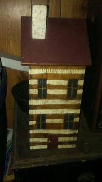 brown wooden toy house Gaithersburg, 20877