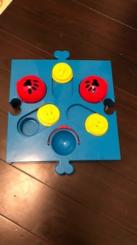 Dog puzzle toy  North Vancouver, V7G 2S5