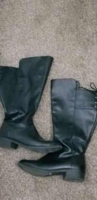 Wide calf size 10 boots Jacksonville, 32258