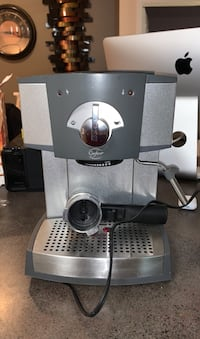 Espresso machine- never used