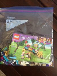 """LEGO friends """"party train"""" Airdrie, T4B 0V3"""