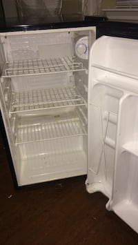 white single-door refrigerator Dallas, 75227