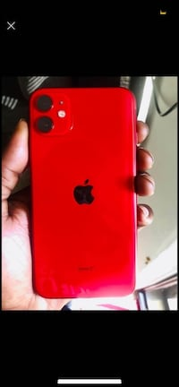 (CASHAPP ONLY) Red iPhone 11