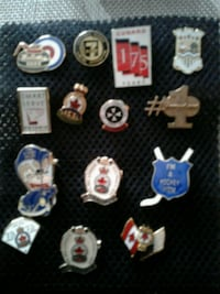 Pins collection 15.00 for all or bo