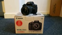 Canon EOS 750D 24.4MP DIGITAL SLR Camera Greater London, SW17 0UD