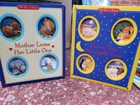 """Gently used Two board books called """"I love you my  Mississauga, L5E 2X1"""