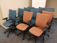 High End Office Chairs AllSteel Sum San Jose
