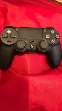 black Sony PS4 wireless controller Los Angeles, 90015