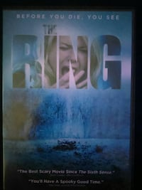 The Ring DVD case Lake Mills, 53551